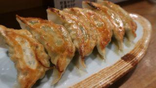 「ヤッチキ」清水駅前の居酒屋 手作り餃子がうまい